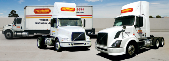 semi truck and fleet rental and leasing in Connecticut and Massachusetts